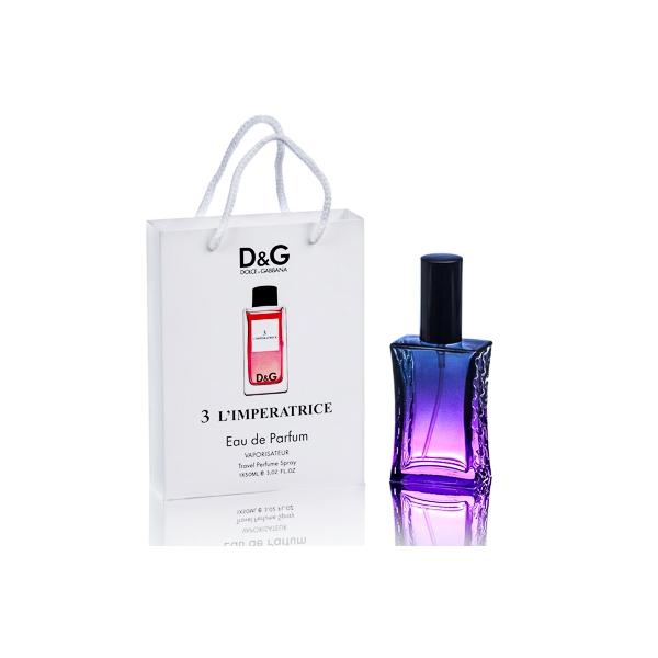 Dolce & Gabbana 3 L`Imperatrice — туалетная вода в подарочной упаковке 60ml для женщин