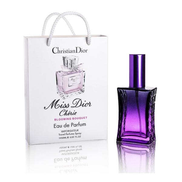 Christian Dior Miss Dior Blooming Bouquet / парфюмированная вода в подарочной упаковке 60ml для женщин