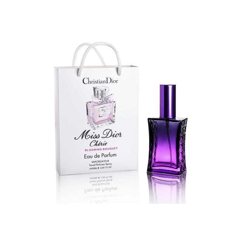 Christian Dior Miss Dior Blooming Bouquet — парфюмированная вода в подарочной упаковке 60ml для женщин