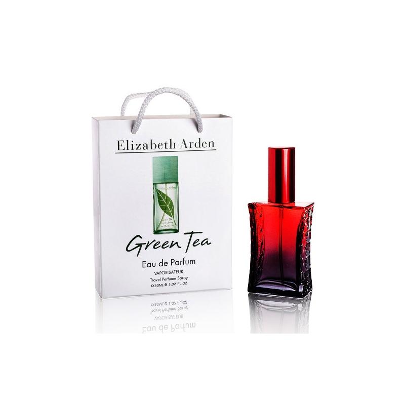 Elizabeth Arden Green Tea — парфюмированная вода в подарочной упаковке 60ml для женщин