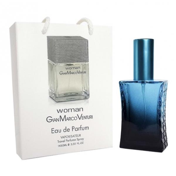 Gian Marco Venturi Woman — туалетная вода в подарочной упаковке 60ml для женщин