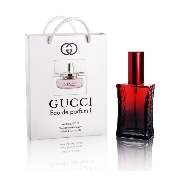 Gucci Eau de Parfum II — парфюмированная вода в подарочной упаковке 60ml для женщин