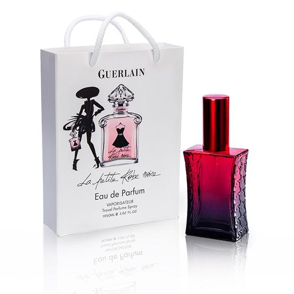 Guerlain La Petite Robe Noire / парфюмированная вода в подарочной упаковке 60ml для женщин