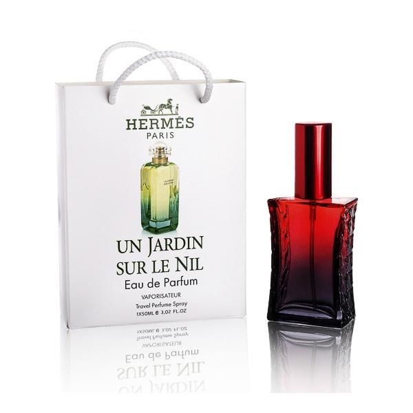 Hermes Un Jardin Sur Le Nil — туалетная вода в подарочной упаковке 60ml для женщин