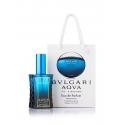 Bvlgari Aqva pour homme — парфюмированная вода в подарочной упаковке 50ml для мужчин