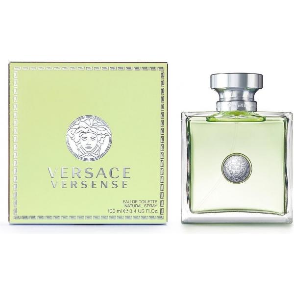 Versace Versense — туалетная вода 100ml для женщин