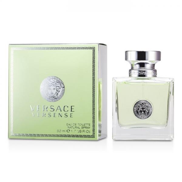 Versace Versense — туалетная вода 50ml для женщин