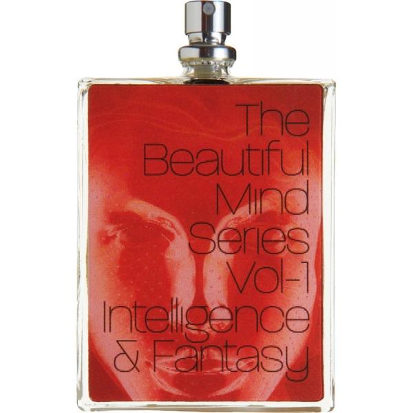 Escentric Molecules The Beautiful Mind Series Vol-1 Inteligence & Fantasy — парфюмированная вода 100ml унисекс ТЕСТЕР КОПИЯ LUX