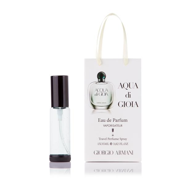 Giorgio Armani Acqua di Gioia — парфюм-спрей в подарочной упаковке 35ml для женщин
