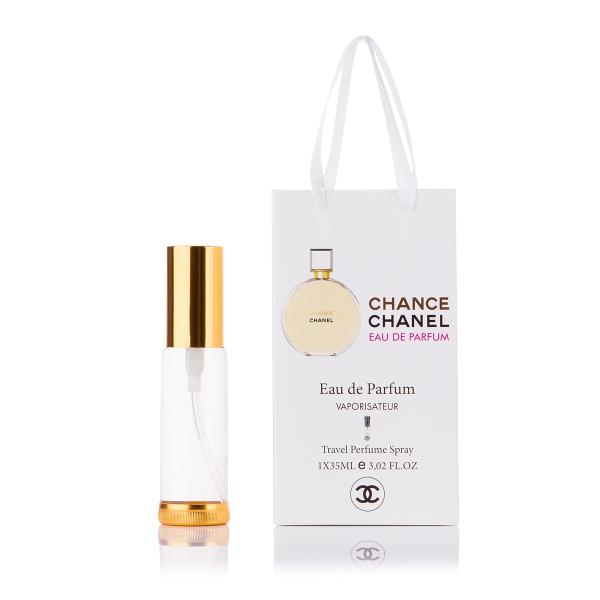 Chanel Chance — парфюм-спрей в подарочной упаковке 35ml для женщин