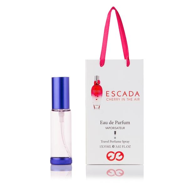 Escada Cherry In The Air — парфюм-спрей в подарочной упаковке 35ml для женщин