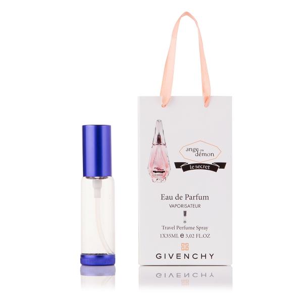 Givenchy Ange ou Demon Le Secret — парфюм-спрей в подарочной упаковке 35ml для женщин