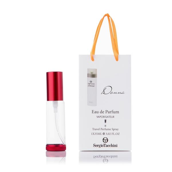 Sergio Tacchini Donna — парфюм-спрей в подарочной упаковке 35ml для женщин