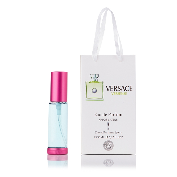 Versace Versense — парфюм-спрей в подарочной упаковке 35ml для женщин
