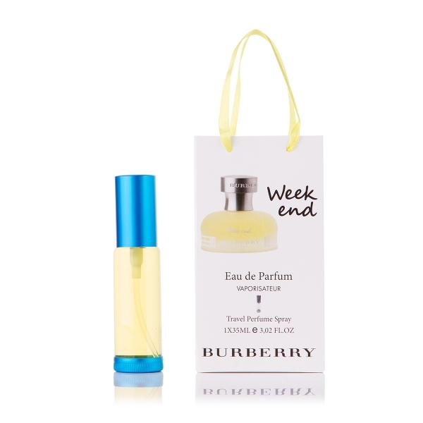 Burberry Weekend — парфюм-спрей в подарочной упаковке 35ml для женщин