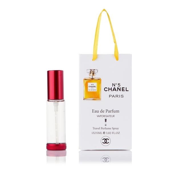 Chanel N 5 — парфюм-спрей в подарочной упаковке 35ml для женщин