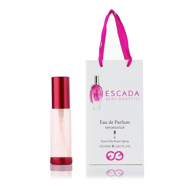 Escada Sexy Graffiti — парфюм-спрей в подарочной упаковке 35ml для женщин