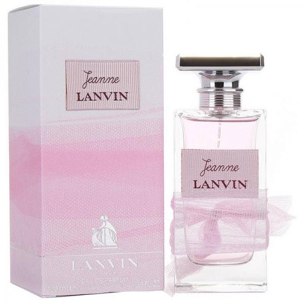 Lanvin Jeanne — парфюмированная вода 100ml для женщин