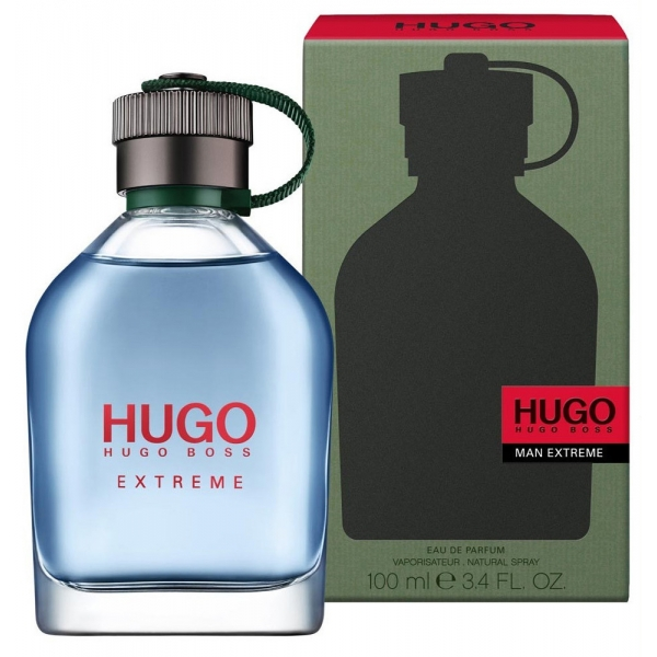 Hugo Boss Hugo Man Extreme — парфюмированная вода 100ml для мужчин