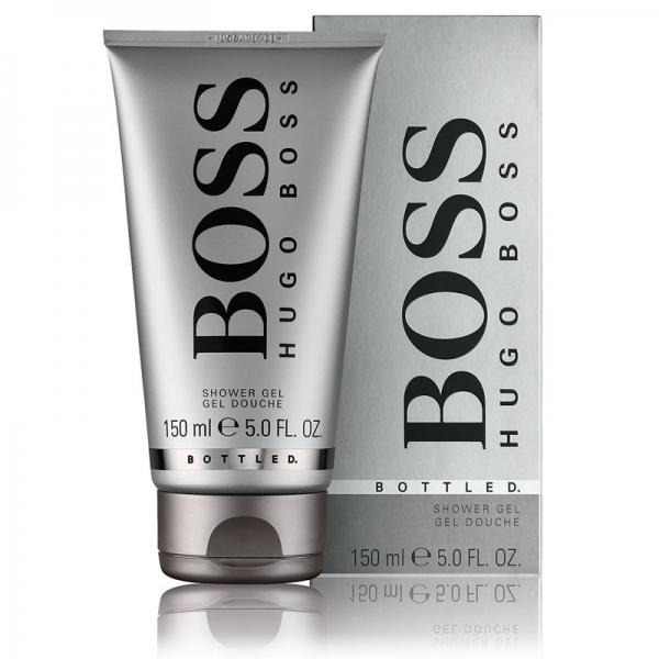Hugo Boss Bottled — гель для душа 150ml для мужчин