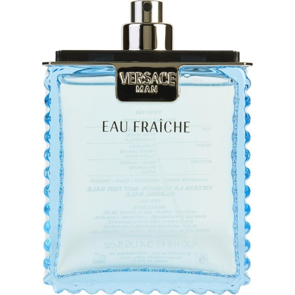 Versace Man Eau Fraiche — туалетная вода 100ml для мужчин ТЕСТЕР