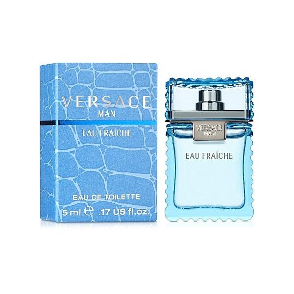 Versace Man Eau Fraiche — туалетная вода 5ml для мужчин