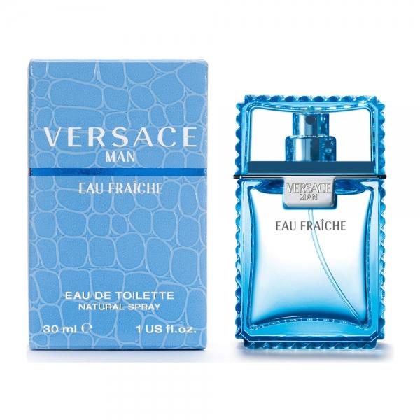 Versace Man Eau Fraiche — туалетная вода 30ml для мужчин