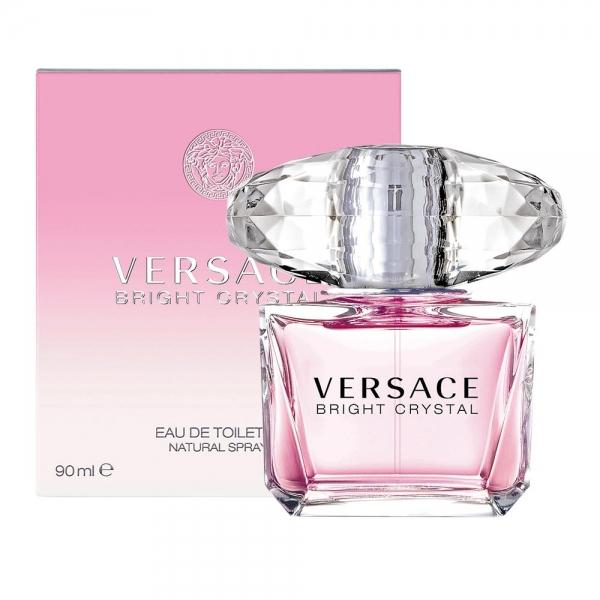 Versace Bright Crystal — туалетная вода 90ml для женщин