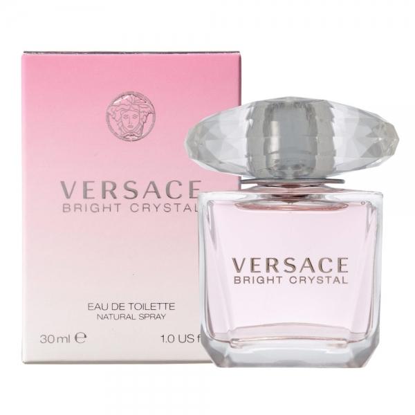 Versace Bright Crystal — туалетная вода 30ml для женщин