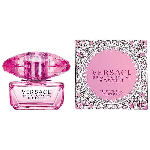 Versace Bright Crystal Absolu — парфюмированная вода 50ml для женщин