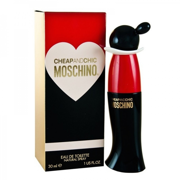 Moschino Cheap & Chic — туалетная вода 30ml для женщин