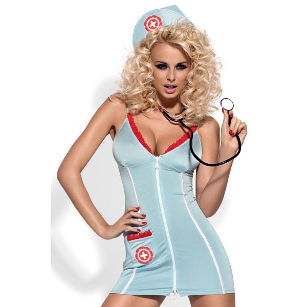 Игровой эротичeский костюм доктора Doctor Dress