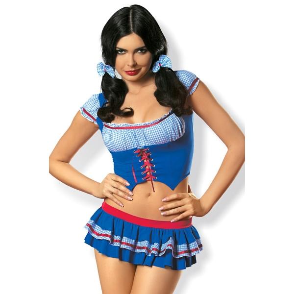 Игровой костюм деревенской девочки Heidi