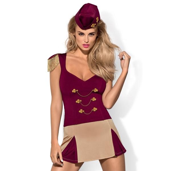 Эротический игровой костюм Majoretta Costum