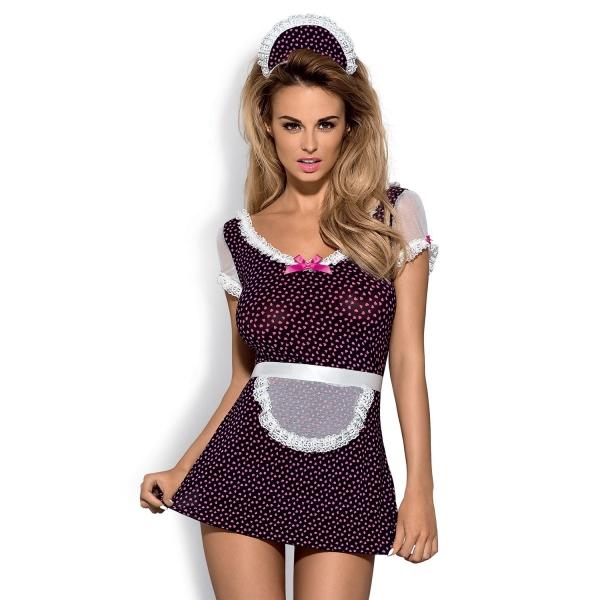 Эротический костюм продавщицы сладостей Sugarella