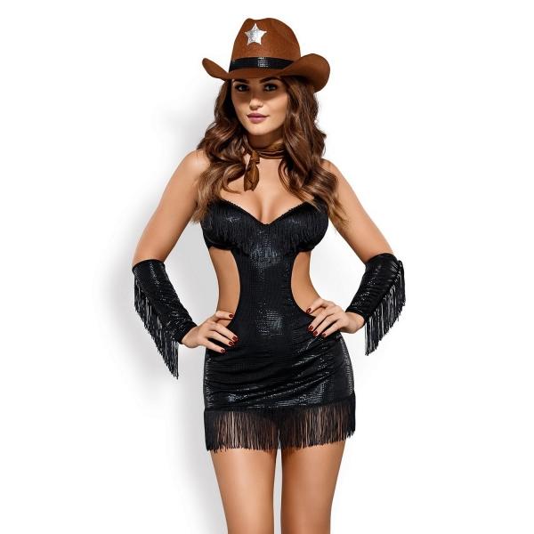 Эротический костюм девушка Sheriffia
