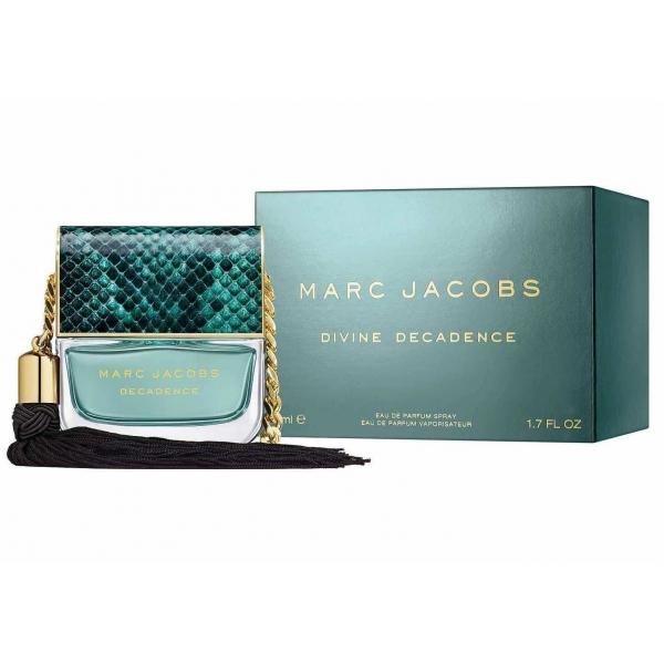 Marc Jacobs Decadence Divine — парфюмированная вода 50ml для женщин