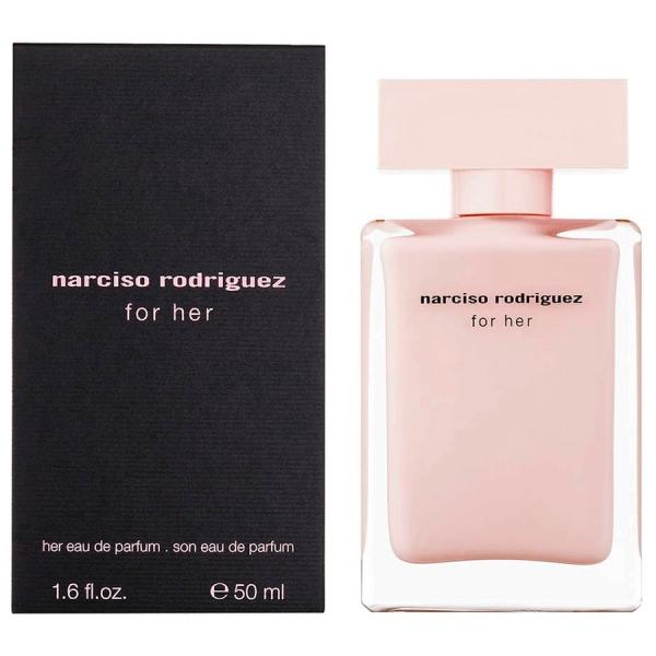 Narciso Rodriguez For Her — парфюмированная вода 50ml для женщин