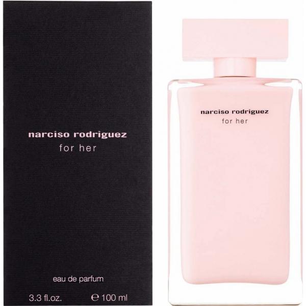 Narciso Rodriguez For Her — парфюмированная вода 100ml для женщин