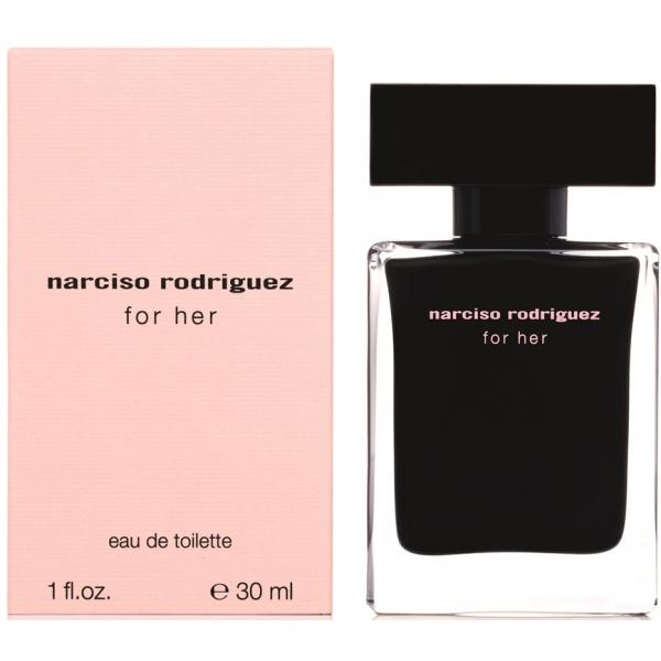 Narciso Rodriguez For Her — туалетная вода 30ml для женщин