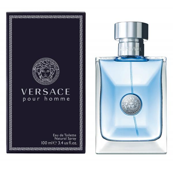 Versace Pour Homme — туалетная вода 100ml для мужчин