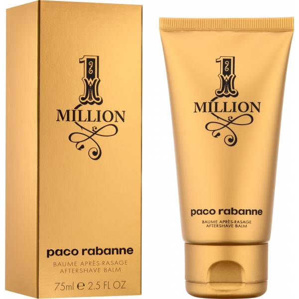 Paco Rabanne 1 Million — лосьон после бритья 75ml для мужчин