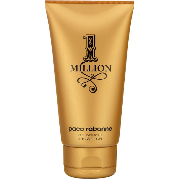 Paco Rabanne 1 Million — гель для душа 150ml для мужчин