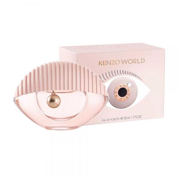 Kenzo World Eau de Toilette — туалетная вода 50ml для женщин