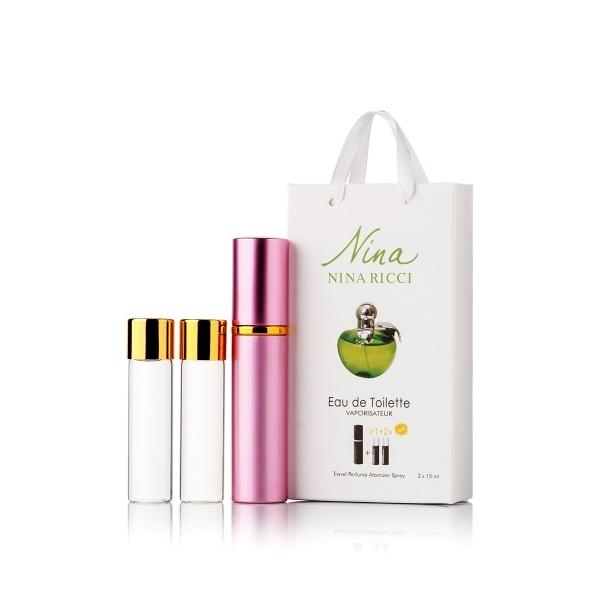 Nina Ricci Nina Plain — духи с феромонами 45ml (3x15) для женщин