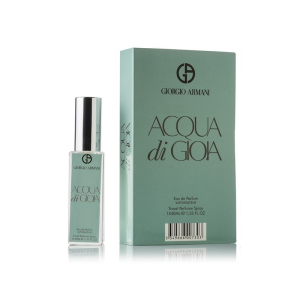 Giorgio Armani Acqua di Gioia — парфюм-книжка 40ml для женщин