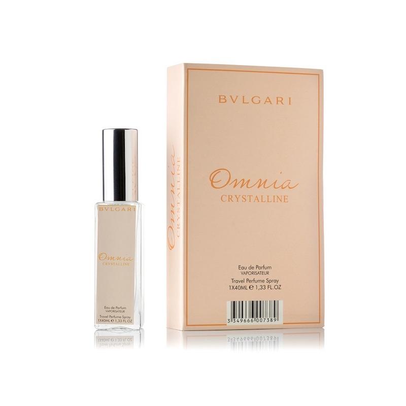 Bvlgari Omnia Crystalline — парфюм-книжка 40ml для женщин
