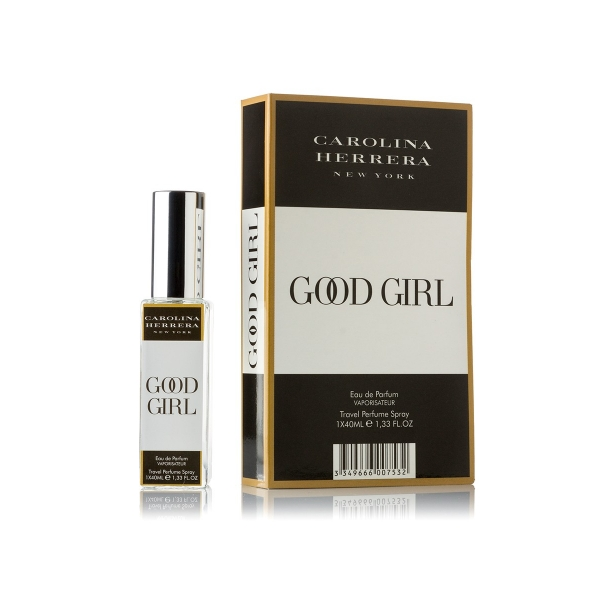 Carolina Herrera Good Girl — парфюм-книжка 40ml для женщин