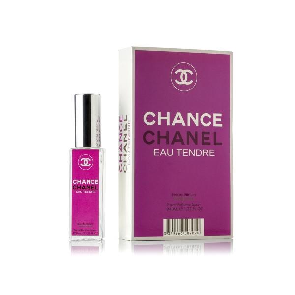 Chanel Chance Eau Tendre — парфюм-книжка 40ml для женщин