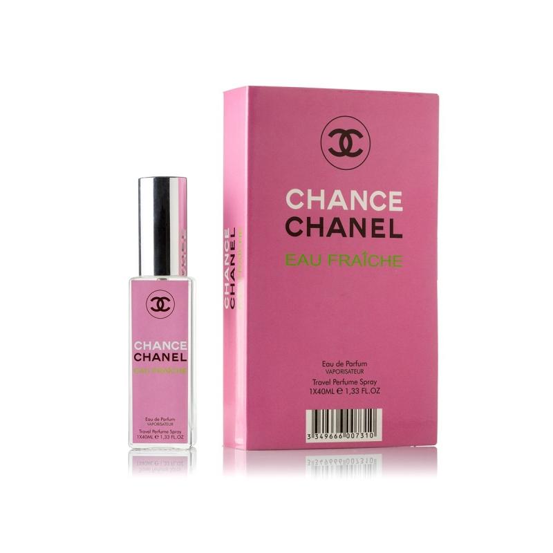 Chanel Chance Eau Fraiche — парфюм-книжка 40ml для женщин